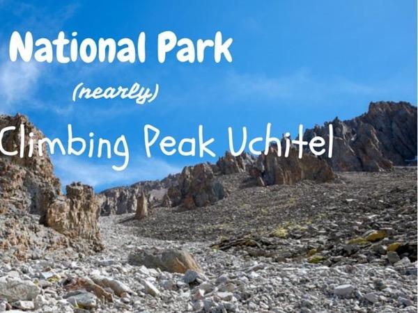 Peak Uchitel 4540m