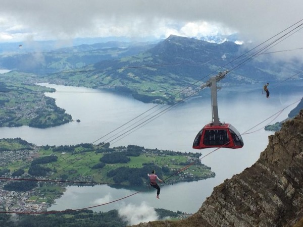Half day tour to Mt. Pilatus 2132m