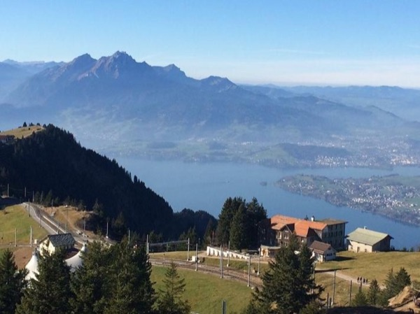 Lucerne mountain tour