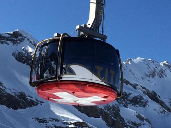 Ski Mt.Titlis