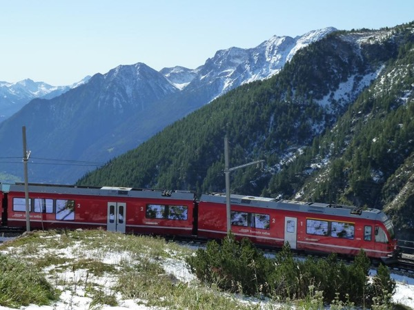 Individual customised Swiss tour