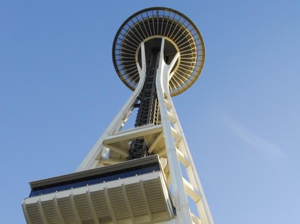 Chihuly Gardens, Space Needle, Pike Place Market + Scenic Drive