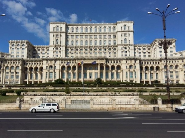 The private city tour of Bucharest