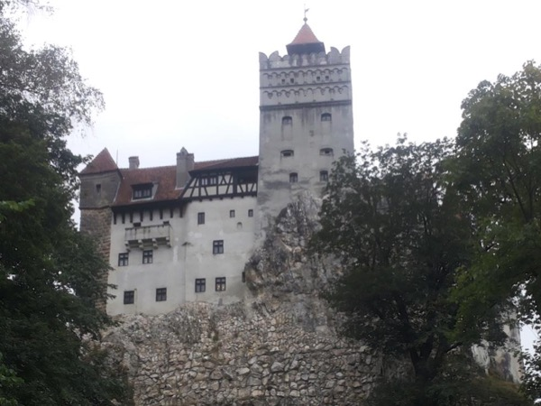 Day trip to Dracula's Castle Private Tour