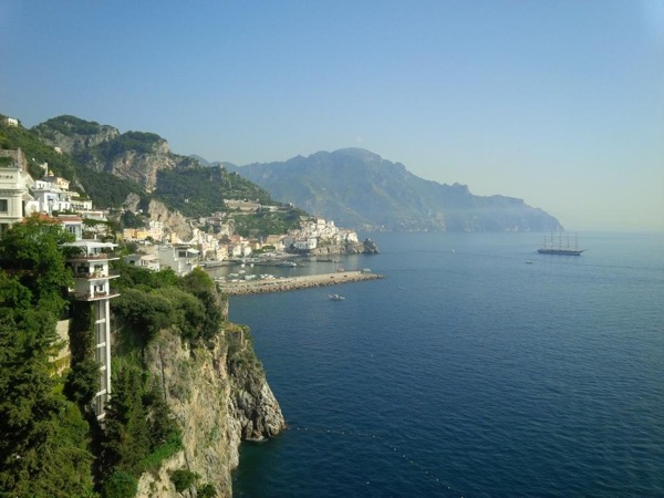 Visit Sorrento and Positano
