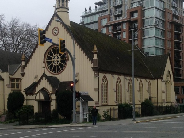 A Private Tour of Churches and Religious Buildings in Victoria