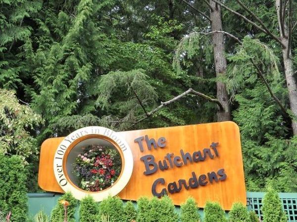 Butchart Gardens Private Tour