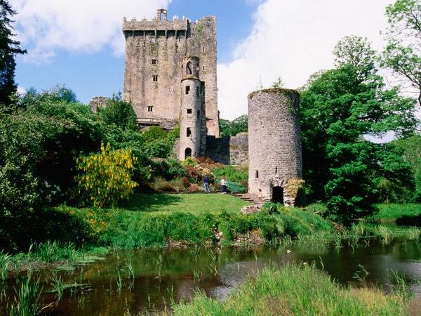 Private Guided Tour Of Cork City, Blarney, & Cobh From Killarney or Tralee