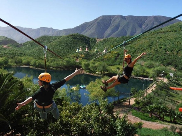 Zip-line Adventure and City Tour