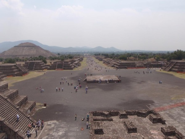 Teotihuacan, Acolman and Villa de Guadalupe Tour