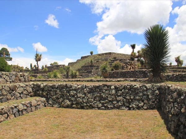 Cantona archaeological site Private Tour