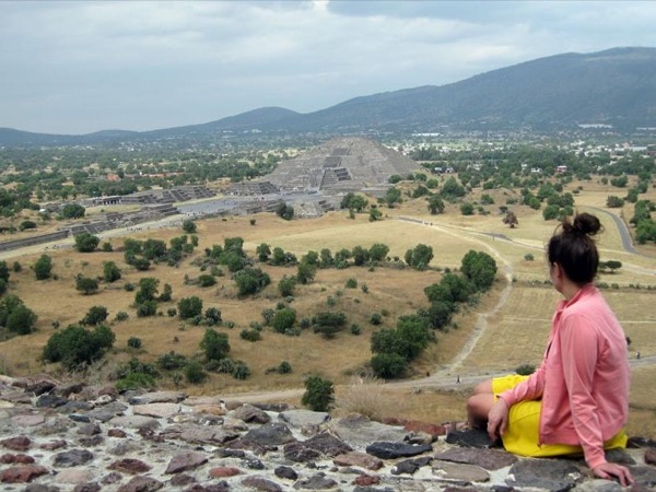Teotihuacan and Guadalupe Shrine
