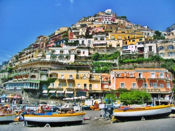 Pompeii, Positano and Sorrento full day excursion from Salerno