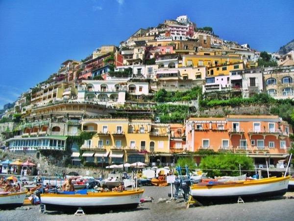 Pompeii, Positano and Sorrento full day excursion from Salerno