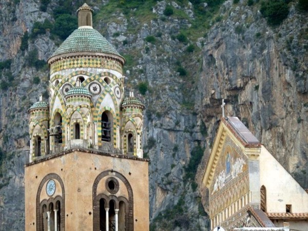 Amalfi Coast and Sorrento shore excursion from Salerno