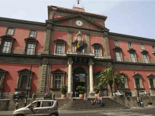 The National Archaeological Museum in Naples - 3 hours tour