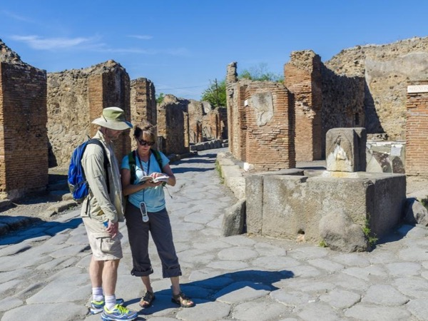 Pompeii & Herculaneum day trip from Rome with an archaeologist