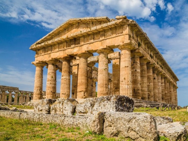 Paestum temples and visit to Mozzarella Farm Full Day Tour- Shore Excursion from Naples