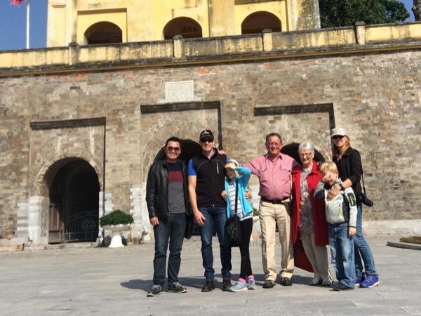 Private tour guide Alex