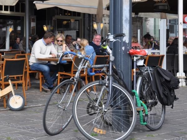 Ghent by bike private tour - 2,5 hours