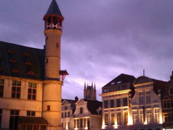 Ghent by Night Private Tour