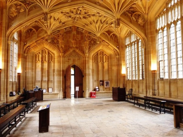 Oxford & Harry Potter Film Sites Private Tour (New college + Divinity school)