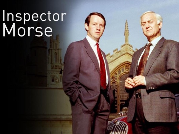 Inspector Morse Oxford tour (group size 1-4 persons)