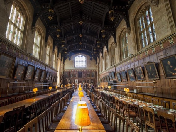 Visit inside Christchurch- inspiration for Hogwarts & home of 'Alice in Wonderland'