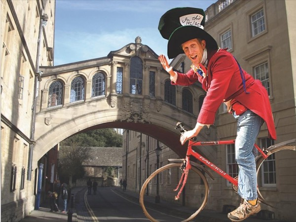 Oxford Bicycle Tour- Escape the City on Two Wheels!