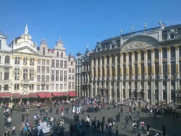 Brussels Private Tour: Capital of Europe