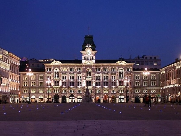 Trieste and Miramare castle tour