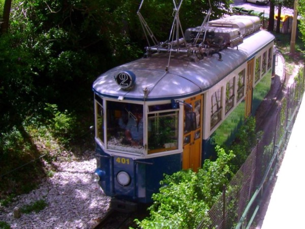 Trieste walking tour & ride to Opcine with historical tram