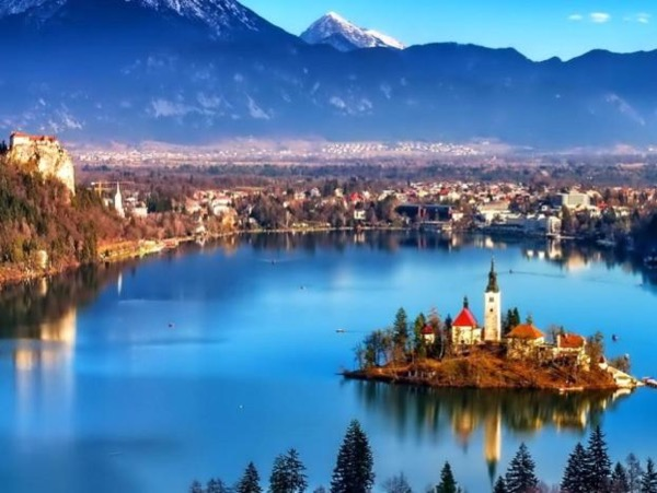 Ljubljana and Bled fairytale