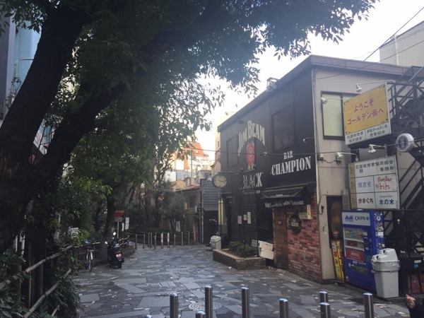 Tokyo evening walk tour and enjoy drinking in nostalgic and friendly atmosphare