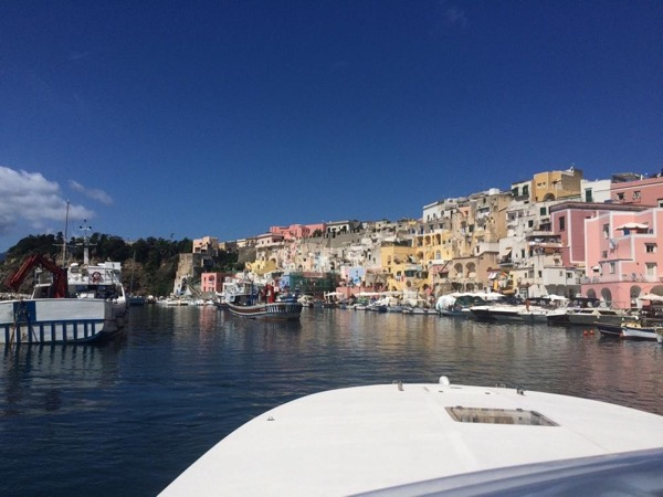 Private Boat Excursion from Sorrento to the Island of Ischia