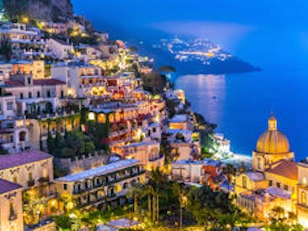 Sunset Cruise the Amalfi Coast with Seaside Dinner