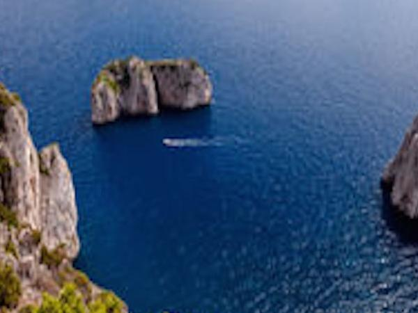 Private Luxury Boat Excursion From Capri to the Amalfi Coast