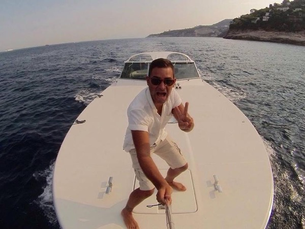 Full Day Private Boat Excursion from Sorrento to Capri and Positano