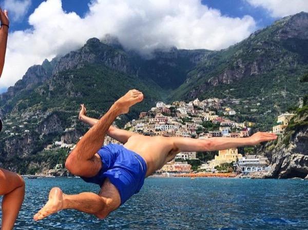 Naples-Sorrento-Positano Private Boat Excursion