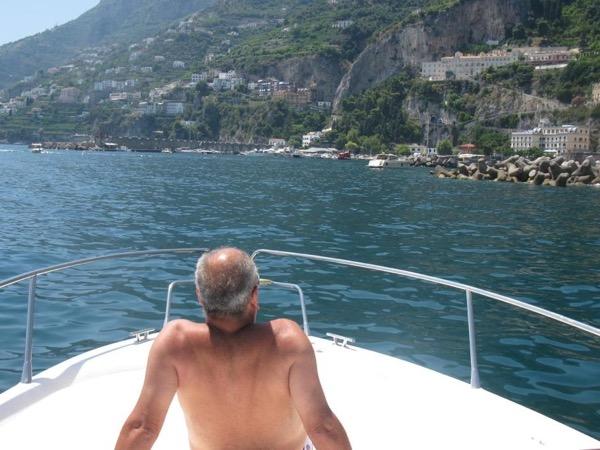 Positano and Capri Private Boat Excursion