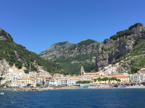 Full Day Cruise along the Amalfi Coast on a Private Boat