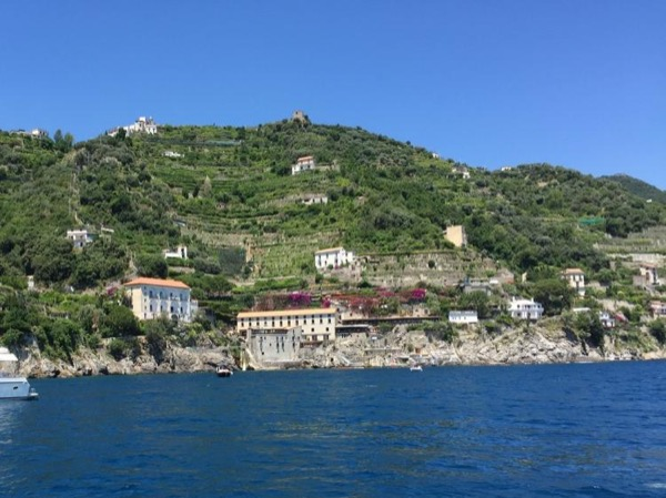 Naples to Amalfi Coast Full Day Private Boat Excursion