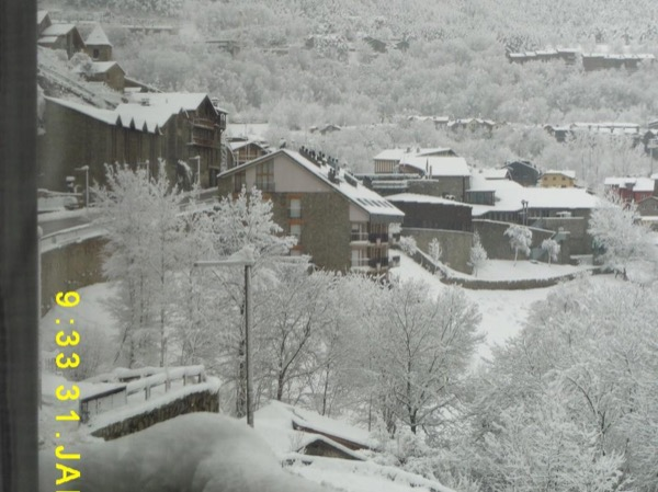 Andorra's North Western Valley