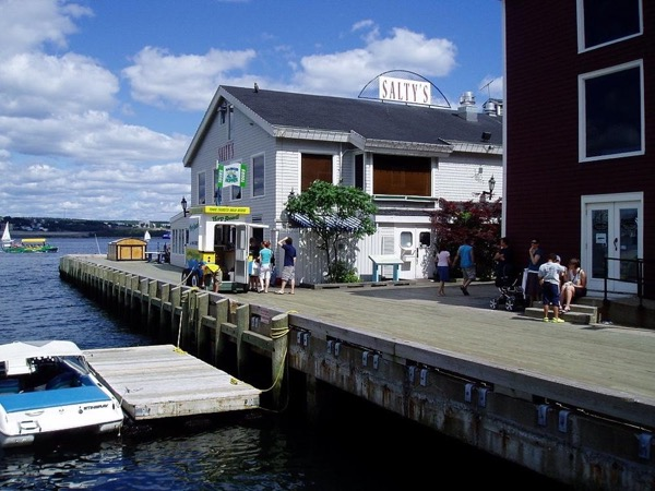 Downtown Halifax Highlights Walking Tour (By Foot Only)