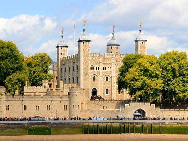 Tower of London and St Paul's Cathedral Private Tour