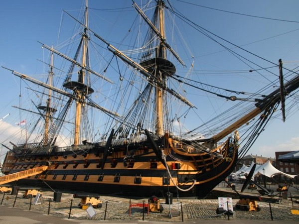 Portsmouth Historic Dockyards Tour