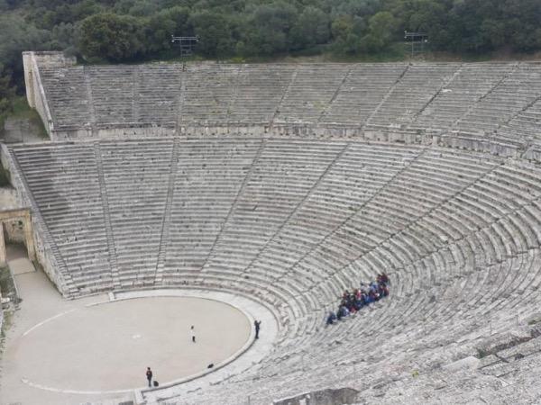 Epidaurus & Nafplio