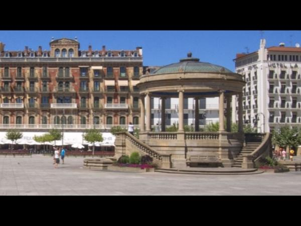Pamplona Private City Tour