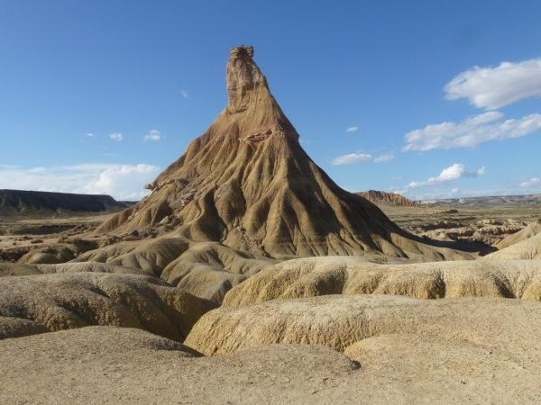 Natural Wonders of Navarra, private tour to Urederra & Bardenas