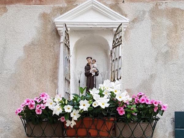 Pilgrims Venice Tour